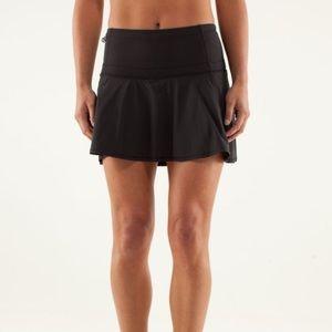 NWT Lululemon Hot Hitter Skirt
